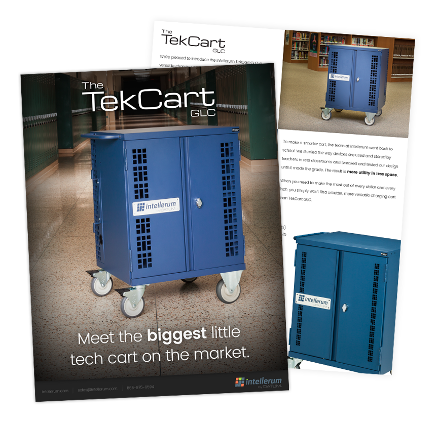 tekcart-product-launch strategy-sell-sheet